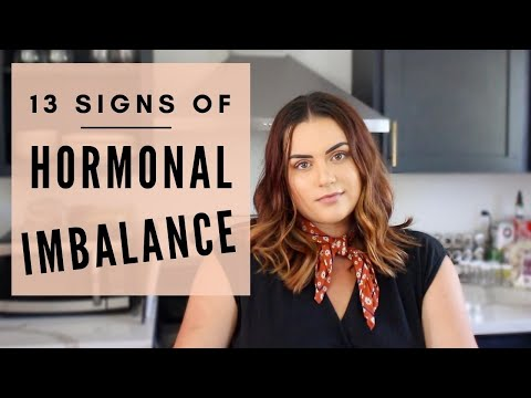 Signs of Hormonal Imbalance in Women