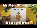 Mr Men Story Book | Mr Dizzy | Story's For Children | Story Time For Kids.