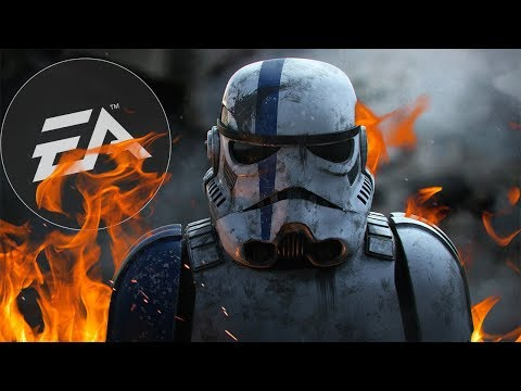 EA APOLOGIZES FOR BATTLEFRONT 2, GAMER FORCES HACKER TO RAGE QUIT, & MORE (видео)
