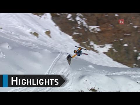 Highlights - Chamonix-Mont-Blanc staged in Vallnord-Arcalís - FWT17
