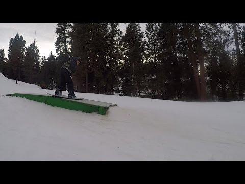 CRAZY SNOWBOARDING TRICKS! (видео)