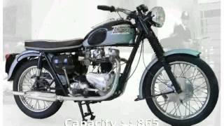 5. Triumph Bonneville Specs & Info