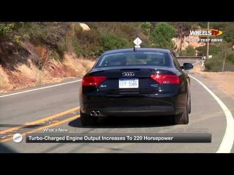 2014 Audi A5 Test Drive