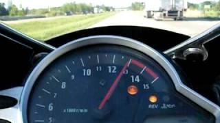 2. 2008 CBR 1000rr fireblade 186+mph top speed