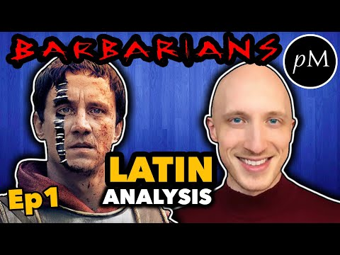 Barbarians EPISODE 1 - How is the Latin? Is it any good? Latin Pronunciation (Netflix Barbarians)