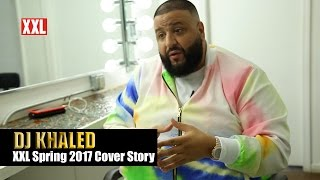 DJ Khaled Talks 'Grateful' Album, Becoming a Father and More