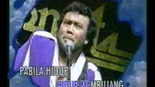 Download Lagu Rhoma Irama - Bujangan Mp3