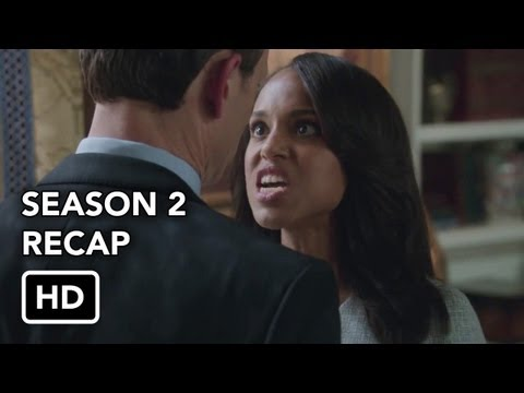 Scandal Season 2 Recap (HD)
