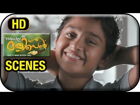 Philips And The Monkey Pen Malayalam Movie | Master Sanoop Santhosh | Proposes To Diya | 1080p Hd