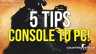5 Tips for Console to PC Gamers!