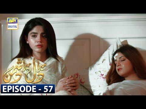 Mera Dil Mera Dushman Episode 57 [Subtitle Eng] - 8th September 2020 - ARY Digital Drama
