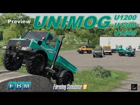 [FBM-Team] Unimog U1200, U1400, U1600 v1.0.0.0