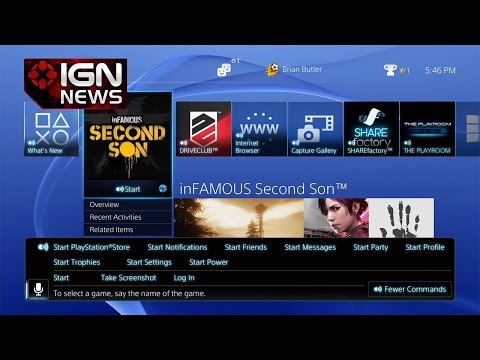 friends - As IGN reported on, PlayStation 4's firmware is being updated on Tuesday. Version 2.0 comes with a laundry list of nice improvements, including YouTube integration, dashboard themes, and a...