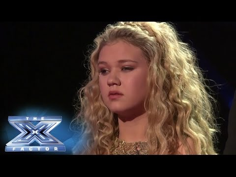 x factor - After two excellent performances, the judges made the difficult decision to send Rion Paige home. Though eliminated, she should be proud of her X Factor jour...