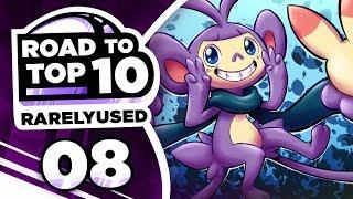 Pokemon Showdown Road to Top Ten: Pokemon Ultra Sun & Moon RU w/ PokeaimMD #8 by PokeaimMD