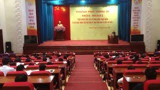 Hội nghị tuyên truyền pháp luật về phòng, chống tham nhũng và hướng dẫn thực hiện kê khai, công khai tài sản, thu nhập.