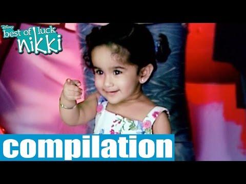 Best Of Luck Nikki | Episodes 7-9 Compilation | Disney India