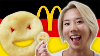 Video Americans Try German McDonald's MP3, 3GP, MP4, WEBM, AVI, FLV Januari 2018