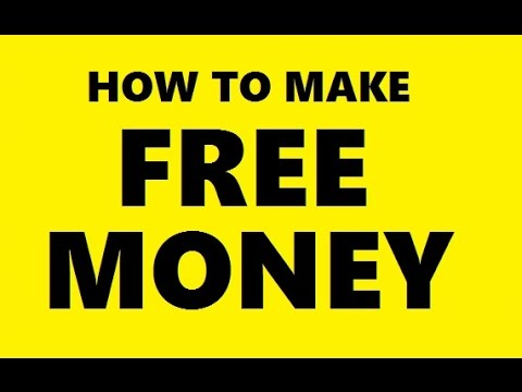 "How To Make FREE ""Money Online"" 