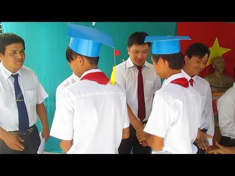 Lễ tổng kết năm học 2014-2015
