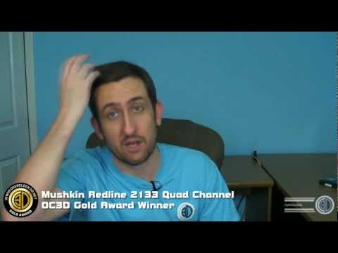 mushkin - I take a look at the new Mushkin Redline Ridgeback 993997 2133Mhz 16GB Quad Channel memory kit and see how it performs in our new 2011 based test system. Rev...