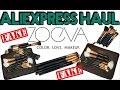 ZOEVA BRUSHES FROM ALIEXPRESS | Aliexpress haul