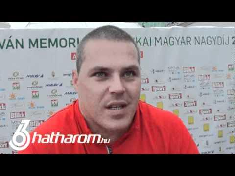 Gyulai István Memorial 2011: Pars Interview