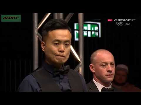 Marco Fu vs Duane Jones ᴴᴰ Dafabet Scottish Open 2017