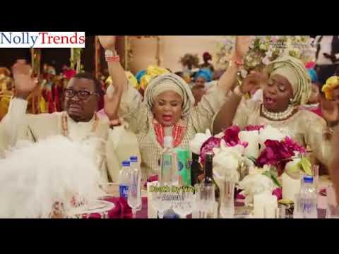 Funny Scenes - Wedding Party (Banky W, Adesua, Ali Baba, AY comedian)