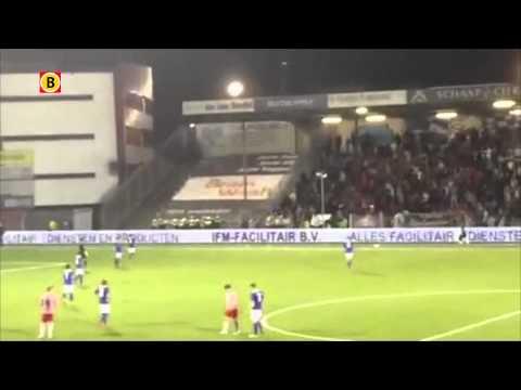 Twaalf arrestaties FC Den Bosch - FC Oss