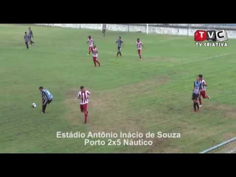 PE Sub 20 2018 Porto 2x5 Náutico