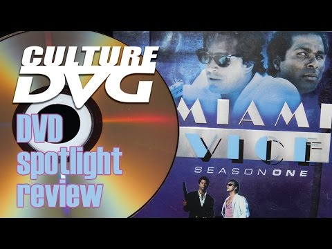 DVD Spotlight Review – Miami Vice: Season 1 (1984-1985)