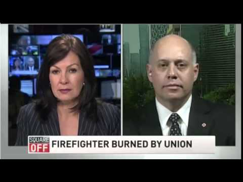 CHCH Square Off: Double Hatting Firefighters With Jason Reynar