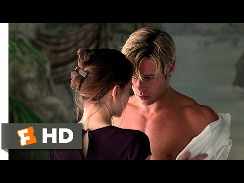 Claire Forlani - Meet Joe Black Movie Clip - watch all clips http://j.mp/wgs32i click to subscribe http://j.mp/sNDUs5 Susan (Claire Forlani) and Joe Black (Brad Pitt) undress...