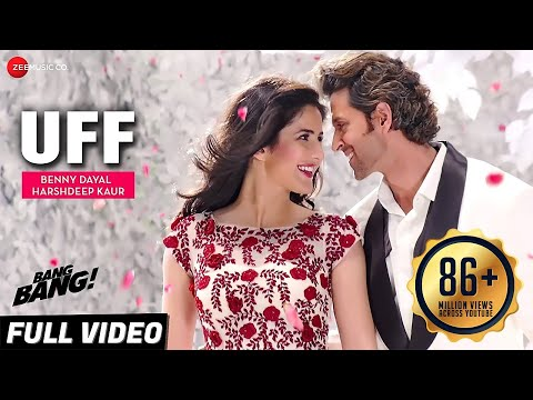 UFF Full Video | BANG BANG! | Hrithik Roshan & Katrina Kaif | HD