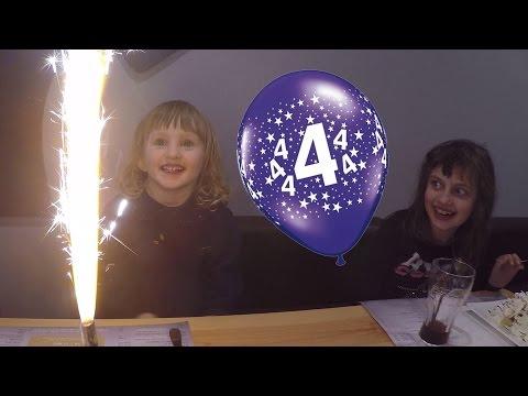 [ANNIVERSAIRE] Bon anniversaire Athena 4 ans avec Surprise de Fin - Studio Bubble Tea