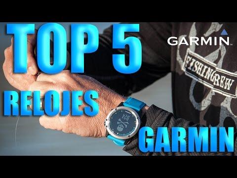 TOP 5 | MEJORES RELOJES GARMIN