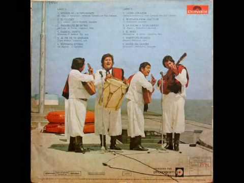 Los cantores del alba-enganchados valses