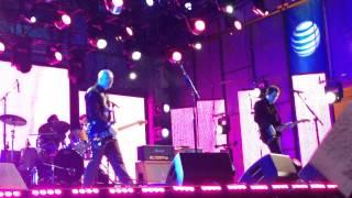 Smashing Pumpkins - Fame (2014) Jimmy Kimmel LIVE Los Angeles