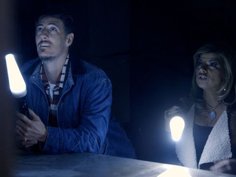 The Haunting Of: Eric Balfour is Ghost Traffic Control | LMN