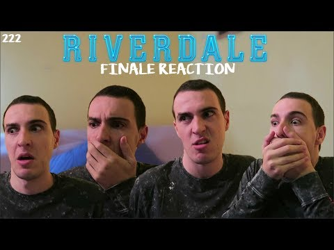 RIVERDALE FINALE REACTION // 'Chapter Thirty-Five: Brave New World'