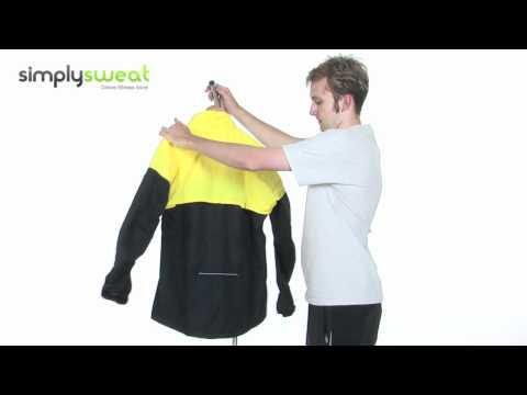 Nike Convertible Running Jacket- www.simplysweat.com