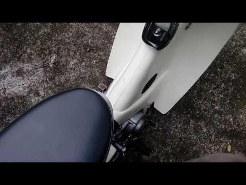 Honda C100 Electronic Ignition Installation