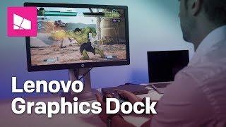 Lenovo Thunderbolt 3 Graphics Dock review: Glorious external NVIDIA GTX 1050 graphics