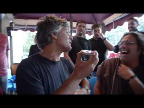 Video Edicola Backstage 22 Settembre 2014
