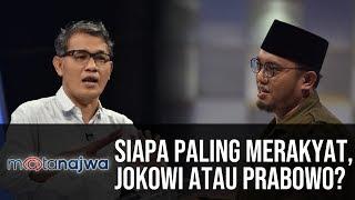 Video Mata Najwa - Satu atau Dua: Siapa Paling Merakyat, Jokowi atau Prabowo? (Part 1) MP3, 3GP, MP4, WEBM, AVI, FLV Desember 2018