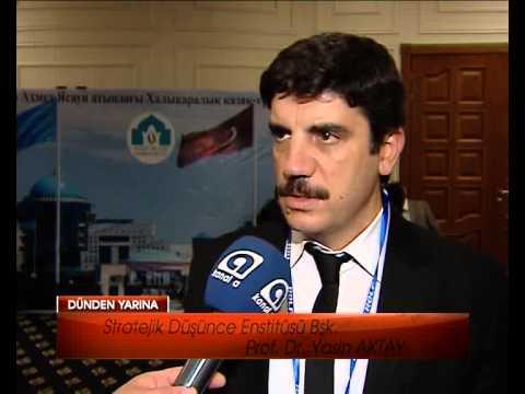 SDE Kazakistan -Türkiye İlişkilerinin Geleceği Sempozyumu - 2. Bölüm (Kanal A)