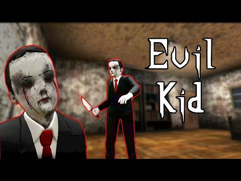 Granny Ka Bhootiya Bacha - EVIL KID Full Gameplay | Horror Android Game