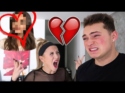 I WENT ON A DATE WITH SOMEONE ELSE.. (видео)