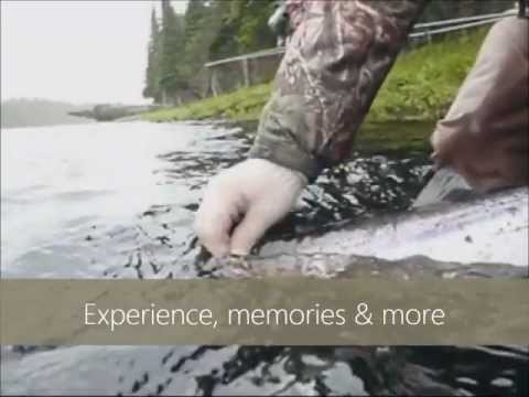Atlantic Salmon Fishing 2011